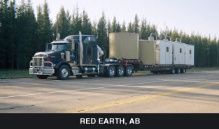 red earth, ab