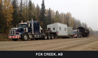 fox creek, ab