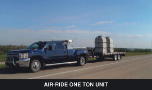 air-ride one ton unit