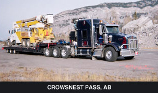 crowsnest pass, ab